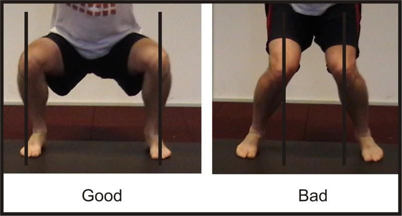 Crossfit Manatee squat position explained